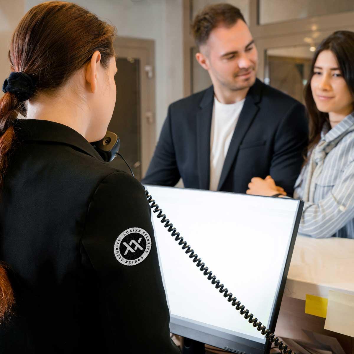 Security Guards Services, Logixx Security