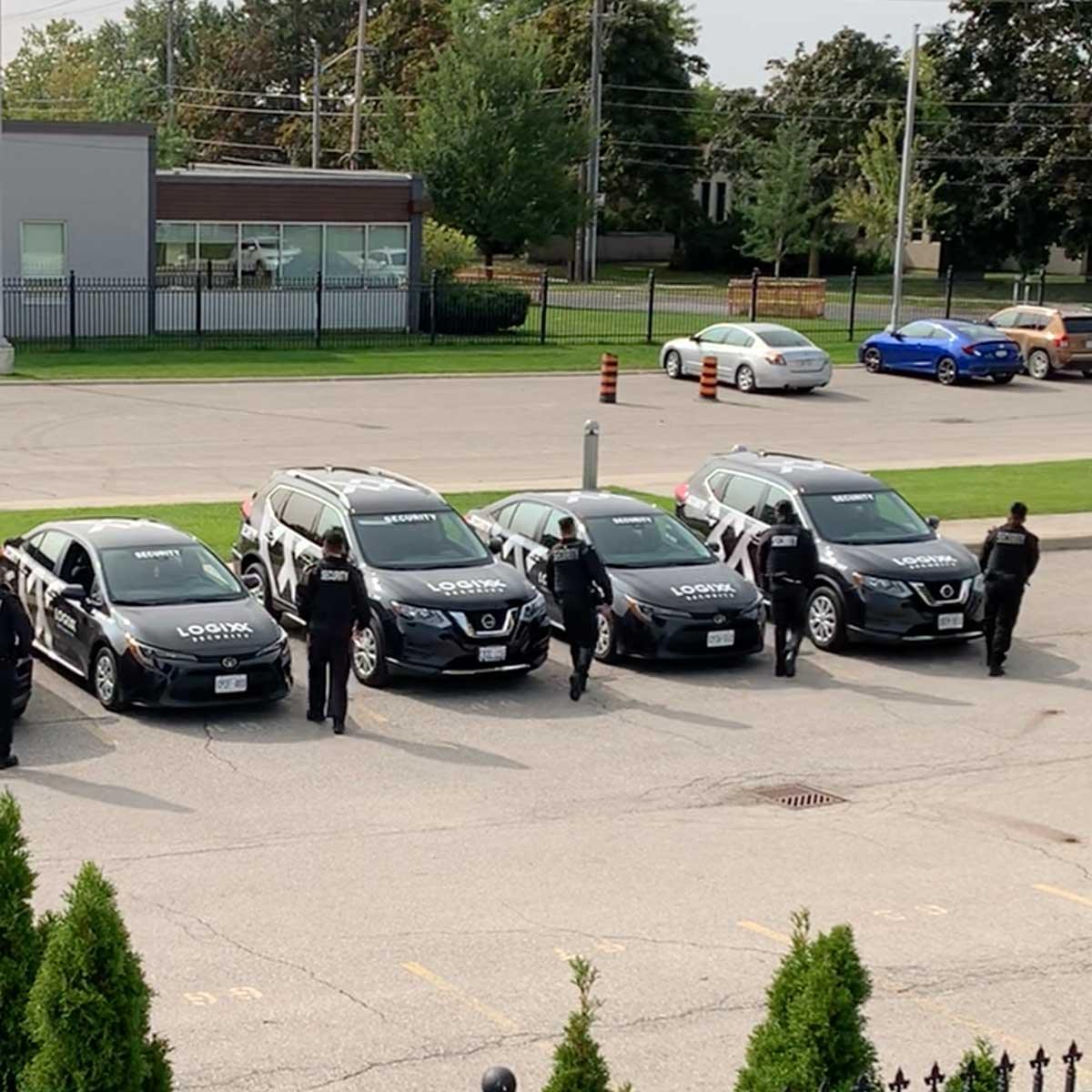 Mobile Patrol, Logixx Security