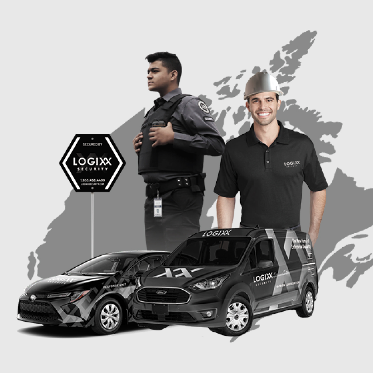 Logixx is Canada's Security Leader